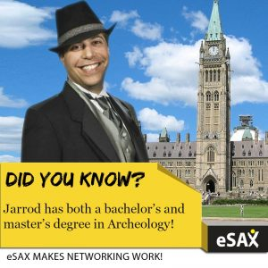 Did You Know Jarrod