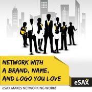 eSAX-networking-ottawa-business-branding