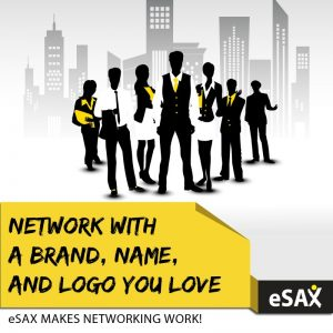 eSAX-networking-ottawa-business-branding
