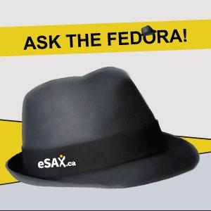 eSAX-ASK-The-Fedora