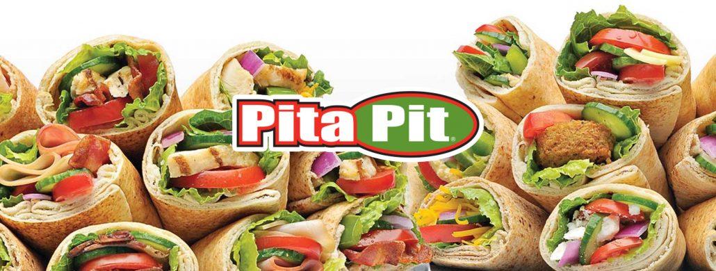 Pita Pit eSAX sponsor