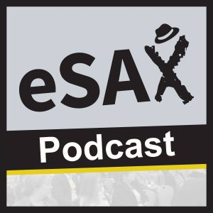 eSAX Podcast