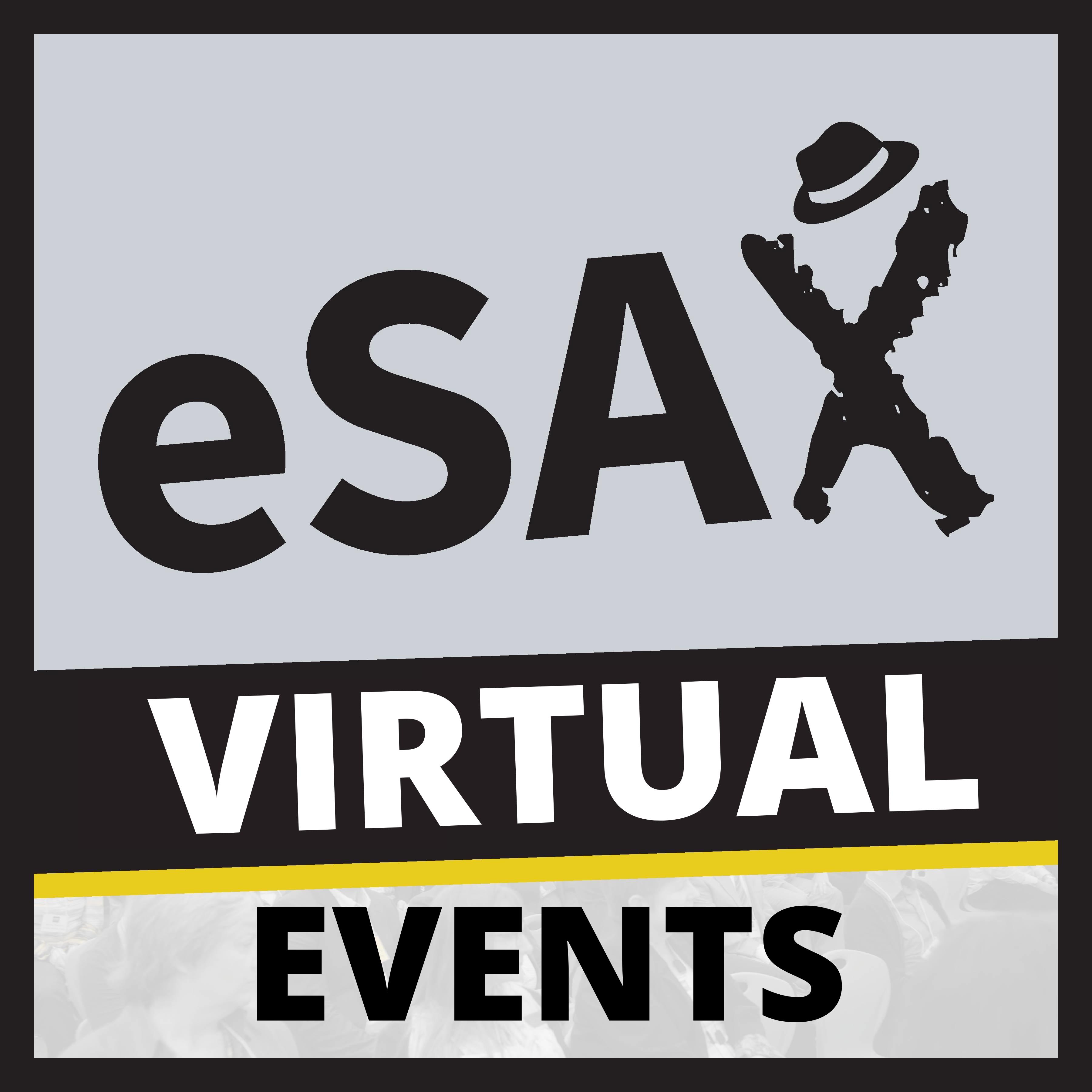 eSAX Virtual Events